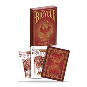 Bicycle Fyrebird Playing Cards