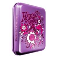 DC Super Heroes - Harley Quinn Deck & Tin Collector Box